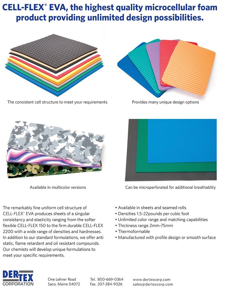 EVA Foam Sell Sheet